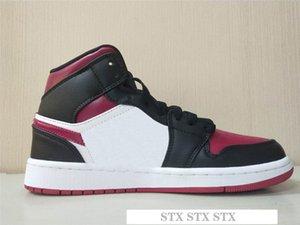 Alta 1 Travis Scotts Obsidian frantumato backboard scarpe Mens Basketball Olimpiadi 1s Chicago viola corte Sport Bred Designer Sneakers L15