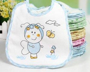 10pcs per Lot Baby Boy Girl Newborn Kids Bibs Waterproof Saliva Towel Bib New Bibs for kids