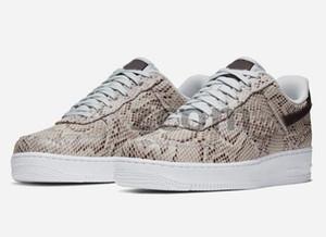 2020 Dunk Low Snakeskin Chaussures de course pour femmes Hommes New entraîneurs d'espadrilles les sports des chaussures Zapatos 36-45