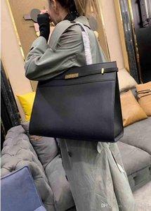 2019 Süper Satış Kadınlar Tasarımcı çanta, AC MANHATTAN En Orjinal Deri Çanta, Web Senkronizasyon Yıldız Çanta, 40 * 30 * 15cm
