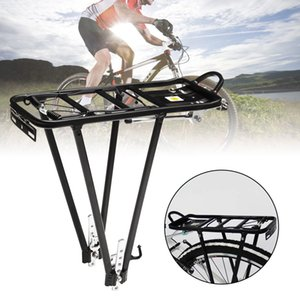 Mountain Bike Transporter Cargo Rear Frame Aluminum Shelf Bicycle Rack Luggage Rack Can Be Loaded Bicycle Accessories