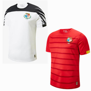 19 20 Panama Maillots de football maillot de pied à la maison de l'équipe nationale 2019 2020 loin maillot de football de futbol Camiseta S-2XL