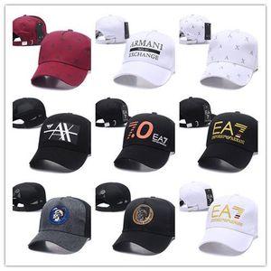 Mais novo chapéus AXE Marca Centenas de Cinta de Volta Cap homens mulheres osso snapback Ajustável viseira curvo Casquette