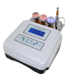 Dispositif portatif d'électroporation aucune machine de mésothérapie d'aiguille Meso pour le soin du visage soulèvement facial d'électrophorèse de levage ultrasonique