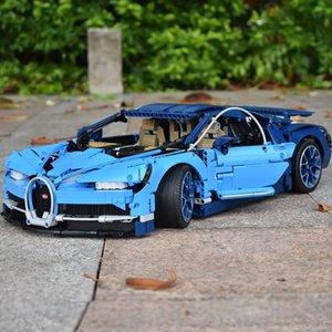 lEGOED 20086 4031pcs Bugattied سباق السيارات تشيرون متوافق مع 42083 تكنيك نموذج بناء كتل الطوب DIY لعب الاطفال هدايا