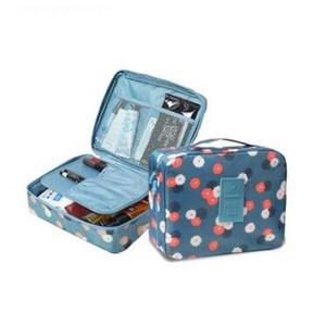 Women Makeup bag Nylon Zipper Cosmetic Bag Beauty Case Make Up Organizer Toiletry Bag Kits Storage Travel Wash Pouch 26 Colors