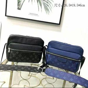 Bolsa de hombro Womans Nueva Bolsa de sillín de cuero verdadero bolso oblicuo diseñadores Crossbody de las bolsas de mensajero Bolsas Monedero cristianos monedero de las mujeres