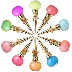 Fashion Jelly Luminous Лак для ногтей светится темным матовым флуоресцентным лаком для ногтей для женщин и девочек