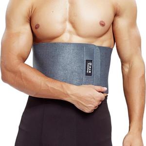 Far sfogare regolabile Magnete Self-riscaldamento di sport della vita del corpo della cinghia Sculpting Fitness Training dimagrante Protector Brace il mal di schiena
