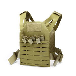 Niños de los niños del chaleco táctico de Molle Airsoft Camo Minicentinela el chaleco con la correa de cintura de caza al aire libre Wargame Paintball protectoras JPC ropa
