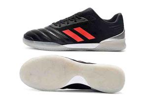 2019 erkekler futbol cleats Copa Tango 18.1 TF IC ucuz kapalı futbol ayakkabı orijinal Copa 19.1 futbol çizmeler çim futsal ayakkabı