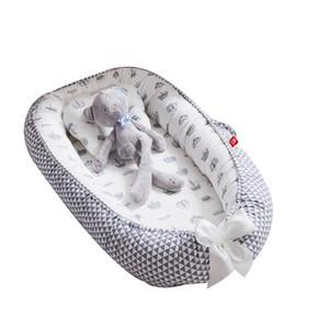 Tragbare Anti-Druck Baby Krippe Faltbare Und Abnehmbare Baby Isolation Bett Baby Bionic Bett Schlafen Bionic Nest Unisex Bett Krippe 18 Stile