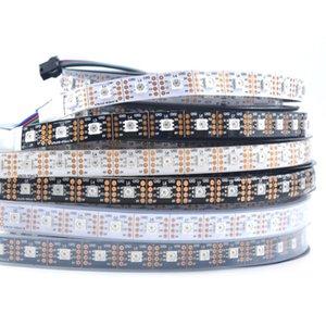 Встроенная микросхема Magic APA102 с двумя сигнальными погонями, текущая цифровая пиксель, 24 светодиода, полноцветная светодиодная лента DC5v