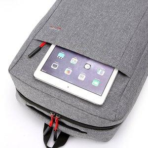 디자이너-2019의 새로운 유행 실용적인 가방 남성 레저 대용량 플레 어깨 노트북 가방 학생 배낭 C522