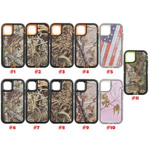 Convient pour iPhone 11 iPhone 11 iPhone pro 11 pro max clip de ceinture de gaine de protection de l'enveloppe de protection antichoc