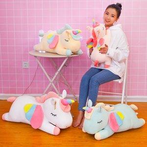 Children Stuffed Toys Kids Plush Animals Toys Unicorn Dolls Childrens Doll Gifts Popular Style Decorations Cartoon Toy 2020 New