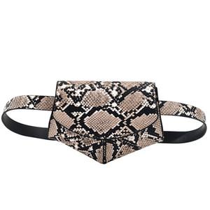 Paquet de ceinture Pretty2019 Woman Pocket Ma'am Fund Disco Dancing Oblique Satchel Chest Package