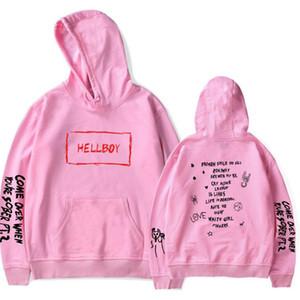 Lil Peep Love Hoodies Men Women Sweatshirts Hooded Pullover Casual Women Homme Harajuku Fashion Tracksuit Rapper Hoody