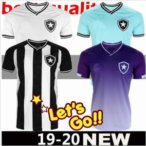 19 20 Botafogo de Futebol e Regatas футбольные майки 2020 Botafogo Home #1 JEFFERSON Botafogo Бразилия первый дивизион футбольная рубашка униформа