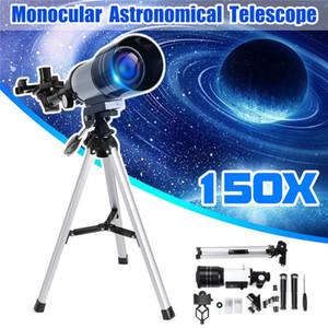 휴대용 삼각대 스카이 단안 Telescopio 우주 관측 전화 어댑터 Visionking 굴절 천체 망원경