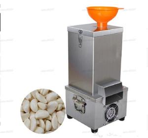 180W Restaurants Elektro Knoblauchpeeler Maschine Schnelle Arbeitssparende automatischen Handel Knoblauch Peeling 25KG / H Preis LLFA