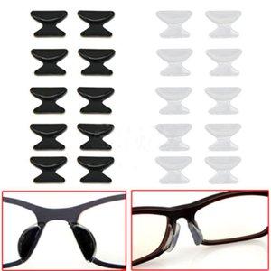 Hot Vente 5 paires de lunettes Sunglass confortable Lunettes Lunettes AntiSlip Accessoires de Mode Autres bâton silicone Truffe Pad Lunettes Acc