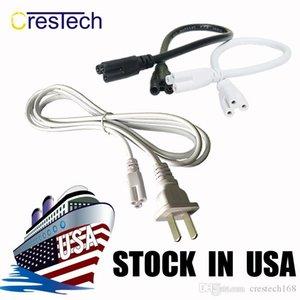 케이블 T5 / T8 커넥터 전원 코드 US Extension Plug On / Off LED 조명기구에 대한 6 피트 Swith Wire Ukntt