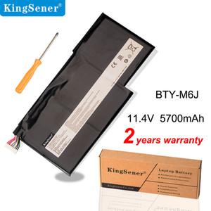Cheap Laptop Batteries KingSener New BTY-M6J Laptop Battery For MSI GS63VR GS73VR 6RF-001US BP-16K1-31 9N793J200 Tablet PC MS-17B1 MS-16K2