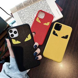 Luxury Designer Soft Phone Cases For Apple iPhone 12 13 11 pro max xr xs X 7 8 Plus Coque Street Trend cover