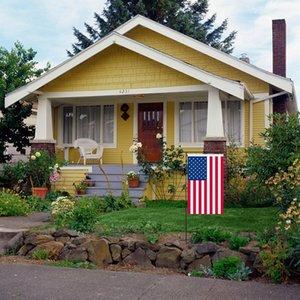Bandera jardín sostenedor del soporte de fácil de instalar fuerte y resistente Hierro forjado Polo Sin Flag Otros Decoración para el Hogar