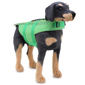 Открытые Домашние животные плавать воды Играть Спасательный жилет собака жилет Подходит для 6 до 35 КГ Pet Собаки