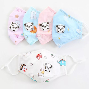 Pure cotton quality beautiful child mask comfortable mask three-layer fashion  mask adult dust cover