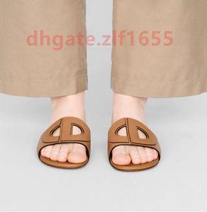 Christian D-CLUB Summer Non-slip Brand Sandals Women Flat Beach Flip Flops Girl's Fashion Luxury Designer Slides Lady Home Slippers CD