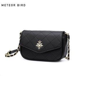 Borse nuove borse donna Rhombus Catena borse stile designer Stile di cucitura Rock Tempo libero Sfregamento colore costo prezzo coolcasual