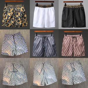 19ss Bermudas spuma Summer Fashion Quick Dry Spandex spiaggia di Boardshorts nuotata pantaloni di scarsità Mix elastico Ordini