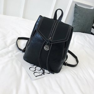 2019 Backpack Women's New College Style Fashion Girls Backpack Cross-border fashion bags women