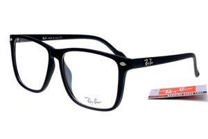 Luxus- Sonnenbrille der Männer Adumbral Luxus Brille mit Full Frame für Männer Frauen Plain Designer-Sonnenbrillen Anti-blaues Licht Glas mit Box