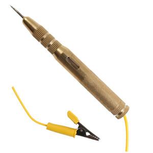 10шт много тестера аккумулятора MST-2901 Бортовая тестер 6-24V Test-Pen Напряжение автоматического автомобиль цепь Electric Power