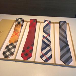 2019 Moda marka Erkekler İpek Jakar Klasik Baskı Dokuma El yapımı Erkekler Tie Kravat Erkekler Düğün Casual İş Boyun İlişkileri bağları 90408