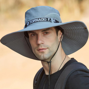 Fashion Camouflage Bucket Hats Jungle Camo Fisherman Hat with Wide Brim Sun Fishing Panama Safari Boonie Sun Hat Camping Fishing Caps YK-37L
