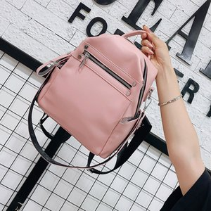 Women Backpack Female 2020 New Shoulder Bag Multi-purpose Casual Fashion Ladies Small Backpack Travel Bag For Girls Backpack