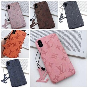 Brand fashion Phone Case for Iphone 11 Pro Max XS XR Xs Max 7/8 Plus Phone Case Top Quality Designer Cover Case A05