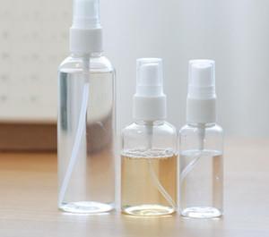 30 50 100 ML Clear Blue Foaming Bottle Liquid Soap Whipped Mousse Points Bottling Shampoo Lotion Shower Gel Foam Pump