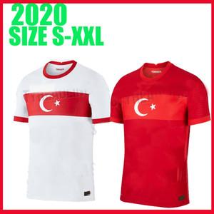 2020 2021 Türkei Euro Fußball-Trikot 20 21 Yazici Caglar Söyüncü Demiral Ozan Kabak Calhanoglu Celik HOMA weg Fußball-Hemden thailand xxl