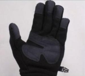 donna del Nord Mens Kids Outdoor Sport inverno guanti di svago caldo Finger Gloves