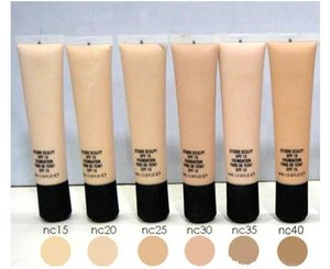 NEUE Marke Professionelle make-Up 40 ml STUDIO Foundation SCULPT FOUNDATION FOND DE TEINT freies DHL