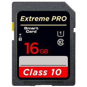 SD Card 8GB 16GB 32GB 64GB 128GB Class10 UHS-1 Flash Card SD TF Card for Smartphone Pad Camera PC