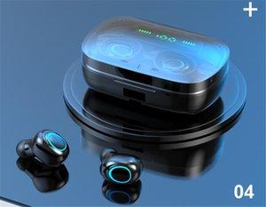 i11TWS auricular inalámbrico Bluetooth 5.0 auriculares estéreo de auriculares táctil ventanas pop-up de carga auriculares con la caja # OU908