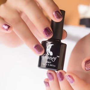 Smalto per unghie Fashion Cracked ArtVarnish Gel Varnish 7.5ml Colore di lunga durata Quick Dry Manicure Forniture Girlfriend Gift Regalo