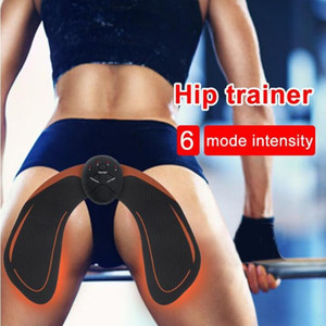 Rapide des navires ABS EMS Hip Muscle Stimulator Slimming Machine de stimulation de vitesse Fesses Butt levage Toner Fitness Trainer Massager Unisexe
